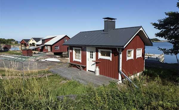 Åland-Finlandia-casas
