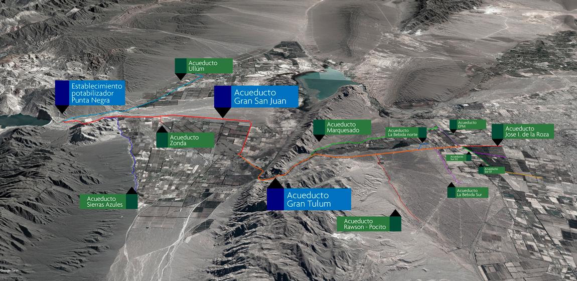 Resultado de imagen para acueducto gran san juan