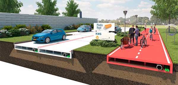 Carretera-de-plastico-reciclado