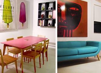 Boulevard Furniture En Estilo Pilar 2012 En Vivienda
