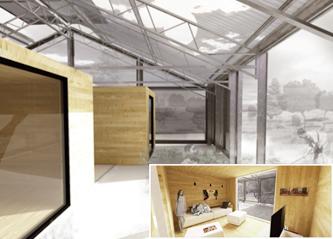Casa invernadero en vivienda - Invernaderos para casa ...