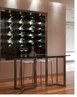 Cavas con dise o para el hogar en vivienda - Cavas de vino para casa ...