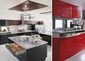 Nuevas tendencias en la colecci n 2013 de cucina bella en - Ultimas tendencias en cocinas ...