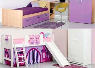 L nea de muebles para bebes y chicos en vivienda - Muebles para chicos ...