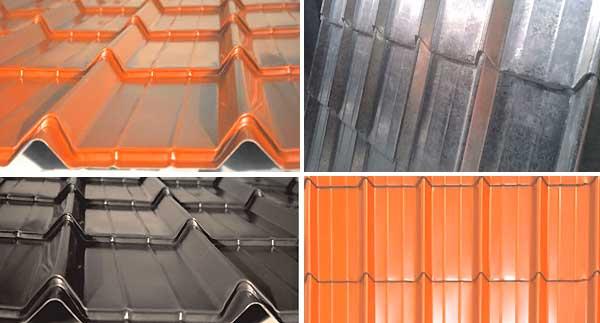 Nueva tendencia en techos tejado met lico ultra for Modelos de techos con tejas