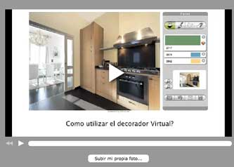 Decorador virtual en vivienda for Decorador virtual hogar