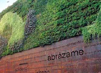 Jardines verticales en vivienda for Jardines verticales concepto