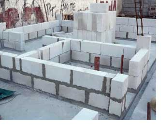 Caracter sticas y usos de los ladrillos de hormig n Construir una pileta de ladrillos
