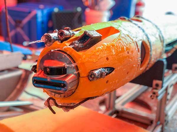 mini-submarino