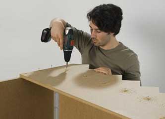 Dise o y armado de muebles con melamina en vivienda for Programa para crear muebles de melamina