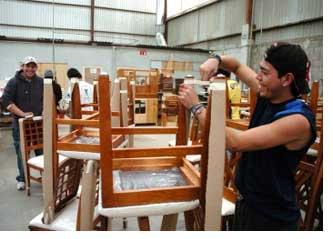 Brasil busca integrarse a la cadena del mueble argentino for Cadenas de muebles