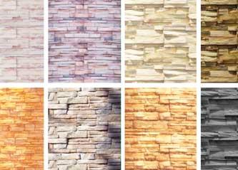 Revestimiento s mil piedra en vivienda - Colocar piedra en pared ...