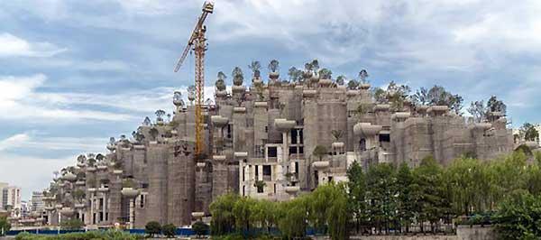 Shanghai Va A Resucitar A Los Jardines Colgantes De Babilonia Para